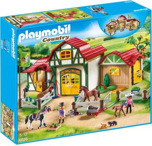 PLAYMOBIL 6926 Club d'équitation