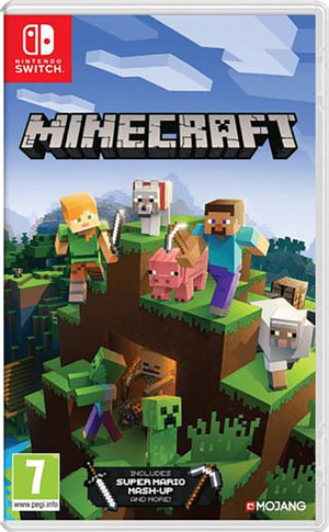 NSW - Minecraft Nintendo Switch Edition D