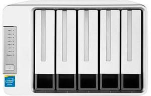 TerraMaster F5-420-4GB - sans disque dur