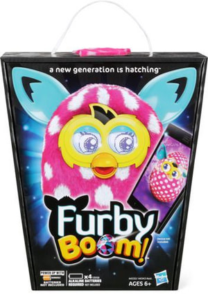 Furby Boom Sunny assortiert
