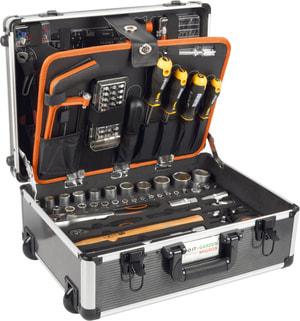 Werkzeug-Rollkoffer Professional 152 tlg.