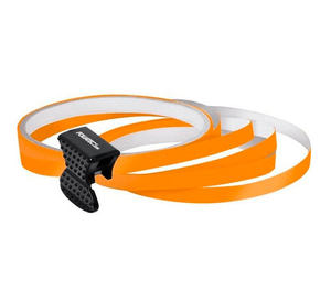 PIN-Striping Felgendesign orange