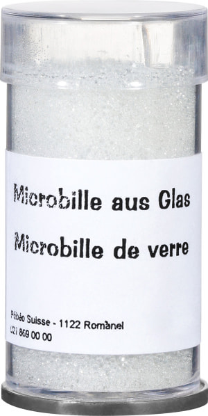 Microbille Glas