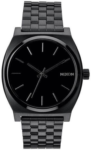 Time Teller All Black 37 mm