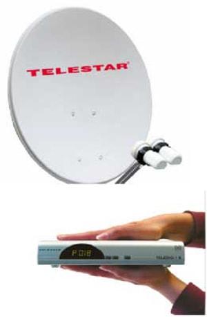 L-TELESTAR A/E DIGI 1S-SET
