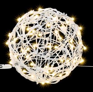 LED Connect Metal ball Ø 30 cm