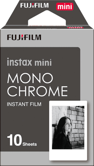 Instax Mini Mono Chrome 1x10