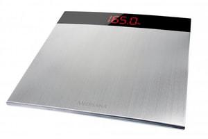 PS460 Pèse-Personne XL argent