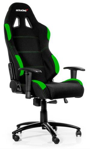 AKRacing K7012 Spielsitz schwarz/grün