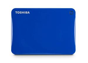 HDD Canvio Connect II 3TB blu
