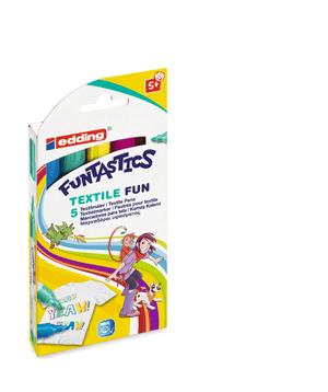 Textilmarker Funtastics E-5