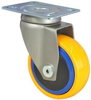 Roulette directionnelle 3C souple 50kg