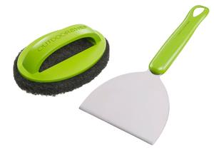 Set de nettoyage pour plancha