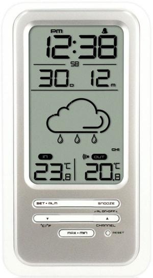 Wetterstation WS6720 innen/au