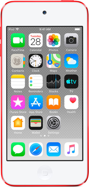 iPod touch 7th Gen 256GB - (PRODUCT)RED™