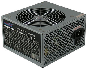 Bloc d'alimentation LC500H-12 V2.2 Office 500 W