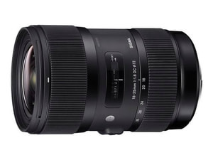 18-35mm F/1.8 DC HSM Objektiv zu Nikon