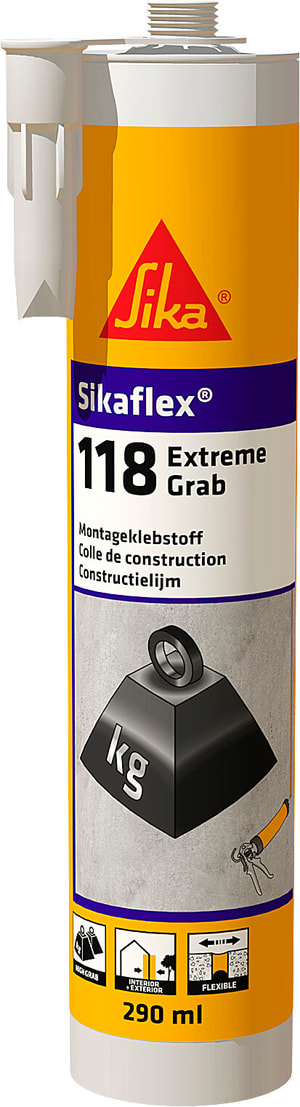 Sikaflex 113 Universal grau