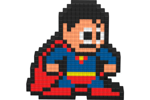 Pixel Pals DC Superman