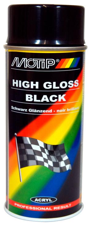 Peinture rallye noir high gloss 150 ml