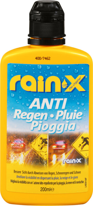 Rain-X Anti Regen