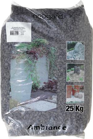 Ghiaia Nero Ebano 25 kg