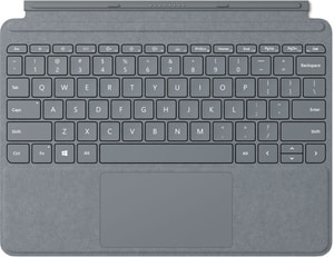 Surface Go Type Cover Platin
