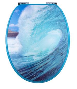 Sedile WC Paris 3D Slow Down Wave