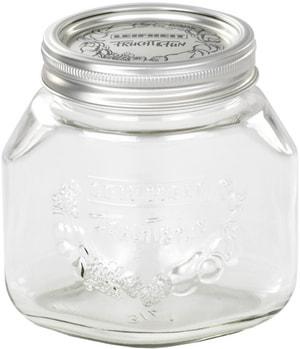Einkochglas 0,75 l