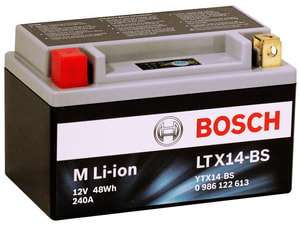Batteria motociclett Li-ion 48 Wh LTX14-BS
