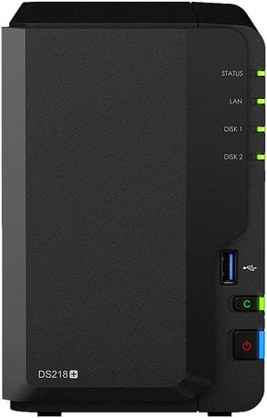 DiskStation DS218+ NAS logement vide
