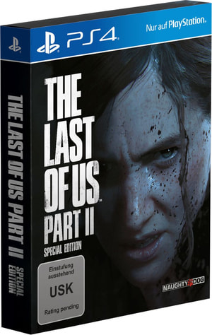 PS4 - The Last of Us Part II - Special Edition