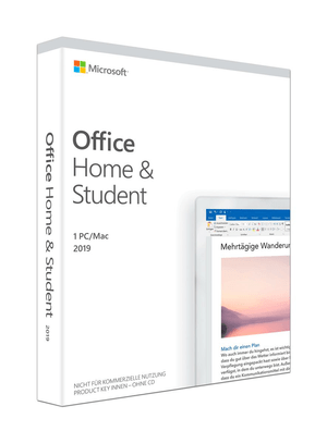 Office Home & Student 2019 PC/Mac (D)