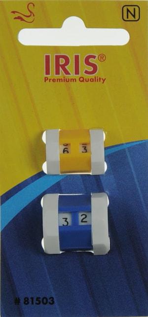 Reihen-Zähler 5er