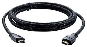 HDMI 4K Kabel 3m schwarz - PS4