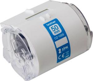 CZ-1005 Farb-Endlosetikettenrolle 50mm/5m VC-500W