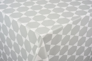 Caline grau quadratisch 140 cm