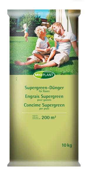 Concime Supergreen, 10 kg