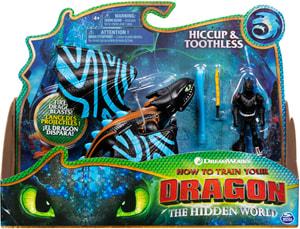 Dragons Drachen und Reiter