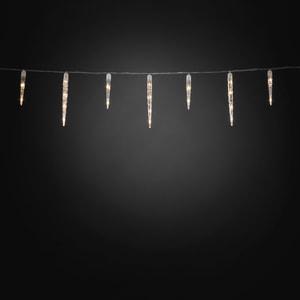 LED Eiszapfen Lichtervorhang