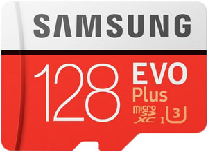 micro-SDXC Card Evo Plus 128GB