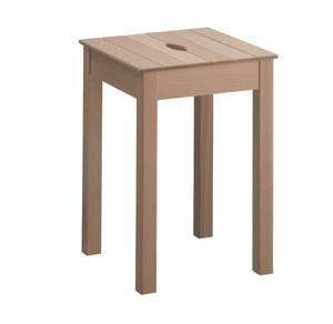 Holz-Taburett