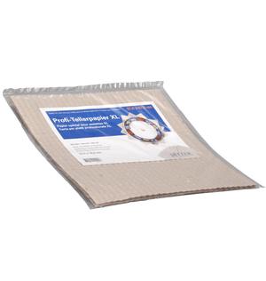 Tellerpapier XL