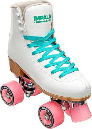 Quad Skate White