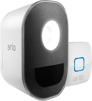 Security Light System mit 1 kabellosen Smart Light ALS1101