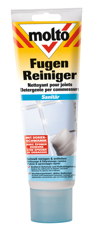 Detergente per commessure