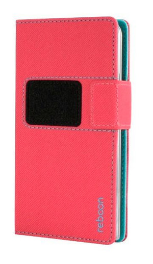 Mobile Booncover XS2 Etui rose