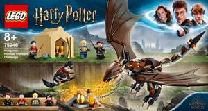 LEGO H. Potter 75946 Magyar à pointes du