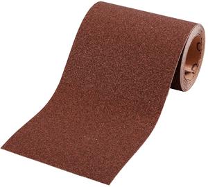 Abrasifs en rouleaux, 5 m x 115 mm, G40
