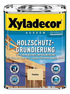 Holzschutzgrundierung, Lösemittelhaltig  750 ml